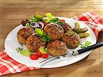 Meatballs Stock Photo - Premium Royalty-Freenull, Code: 659-06185954
