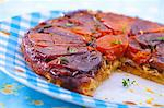 Tomato tart, sliced Stock Photo - Premium Royalty-Free, Artist: Photocuisine, Code: 659-06186970