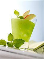 'Frozen Apple' (cocktail) Stock Photo - Premium Royalty-Freenull, Code: 659-06187708