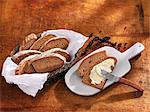 Sliced rye bread with pepper Stock Photo - Premium Royalty-Free, Artist: Cultura RM, Code: 659-06187888