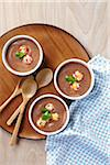Black Bean Soup with Cheese and Peppers Stock Photo - Premium Royalty-Free, Artist: Jodi Pudge, Code: 600-06190555