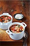 Minestrone Soup Stock Photo - Premium Royalty-Free, Artist: Jodi Pudge, Code: 600-06190560