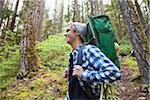 Young Man Backpacking Stock Photo - Premium Rights-Managed, Artist: Ty Milford, Code: 700-06190647