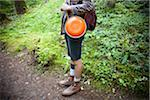 Male Hiker with Orange Canteen Stock Photo - Premium Rights-Managed, Artist: Ty Milford, Code: 700-06190648