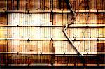 Wooden Fence, Bamboo Wall Stock Photo - Premium Royalty-Free, Artist: Photocuisine, Code: 622-06191130
