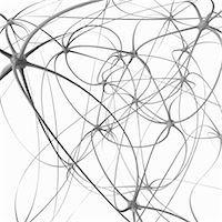 synapse - Neural network, conceptual computer artwork Stock Photo - Premium Royalty-Freenull, Code: 679-06198320