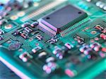 Circuit Board. Stock Photo - Premium Royalty-Free, Artist: Marc Simon, Code: 679-06198609