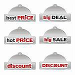 promotional labels set Stock Photo - Royalty-Free, Artist: balasoiu                      , Code: 400-06199395