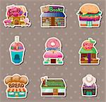 store stickers Stock Photo - Royalty-Free, Artist: notkoo2008                    , Code: 400-06199588