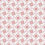 Beautiful background of seamless floral pattern Stock Photo - Royalty-Free, Artist: inbj                          , Code: 400-06200417