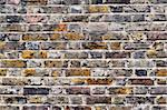 A vintage brick wall background Stock Photo - Royalty-Free, Artist: Dutourdumonde                 , Code: 400-06201609