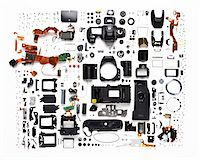 film strip - Disassembled Camera Stock Photo - Premium Rights-Managednull, Code: 700-06282069