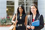 Businesswomen Outdoors Stock Photo - Premium Rights-Managed, Artist: Kevin Dodge, Code: 700-06282109
