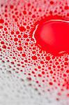 Close up of red bubbly dishwashing detergent Stock Photo - Premium Rights-Managed, Artist: ableimages, Code: 822-06302801