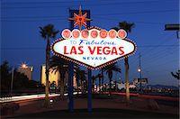 Las Vegas, Nevada Stock Photo - Premium Royalty-Freenull, Code: 6106-06308691