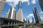 Skyscrapers at Luijiazui, Pudong, Shanghai, China Stock Photo - Premium Rights-Managed, Artist: Oriental Touch, Code: 855-06312427