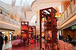 Chinese new year decorations at Elements shopping mall, Kowloon west, Hong Kong Stock Photo - Premium Rights-Managed, Artist: Oriental Touch, Code: 855-06312667