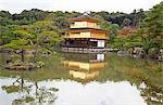 Kinkakuji (golden pavilion), Kyoto, Japan Stock Photo - Premium Rights-Managed, Artist: Oriental Touch, Code: 855-06314407