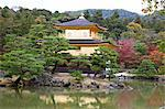 Kinkakuji (golden pavilion), Kyoto, Japan Stock Photo - Premium Rights-Managed, Artist: Oriental Touch, Code: 855-06314411
