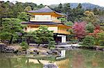 Kinkakuji (golden pavilion), Kyoto, Japan Stock Photo - Premium Rights-Managed, Artist: Oriental Touch, Code: 855-06314416