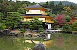 Kinkakuji (golden pavilion), Kyoto, Japan Stock Photo - Premium Rights-Managed, Artist: Oriental Touch, Code: 855-06314417