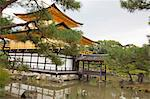 Kinkakuji (golden pavilion), Kyoto, Japan Stock Photo - Premium Rights-Managed, Artist: Oriental Touch, Code: 855-06314425