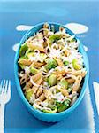 Pennes with brussels sprouts,broccolis and grated cheese Stock Photo - Premium Rights-Managed, Artist: Photocuisine, Code: 825-06315727