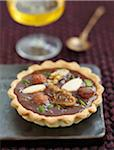 Mendiant tartlet Stock Photo - Premium Rights-Managed, Artist: Photocuisine, Code: 825-06316390