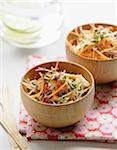 Grated cabbage and carrot salad with fennel seeds Stock Photo - Premium Rights-Managed, Artist: Photocuisine, Code: 825-06316753