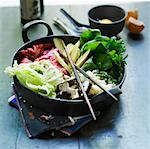 Sukiyaki Stock Photo - Premium Rights-Managed, Artist: Photocuisine, Code: 825-06316865