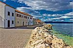 Dalmatian Town of Bibinje waterfront, Croatia Stock Photo - Royalty-Free, Artist: xbrchx                        , Code: 400-06328925