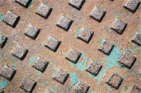 Manhole Cover Stock Photo - Premium Royalty-Freenull, Code: 600-06334545