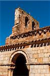 Nuestra Senora de Tiermes Church, Celtiberian Archaeological Site of Tiermes, Montejo de Tiermes, Soria, Castilla y Leon, Spain Stock Photo - Premium Rights-Managed, Artist: Emanuele Ciccomartino, Code: 700-06334525