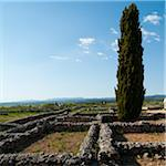 Celtiberian Archaeological Site of Tiermes, Montejo de Tiermes, Soria, Castilla y Leon, Spain Stock Photo - Premium Rights-Managed, Artist: Emanuele Ciccomartino, Code: 700-06334532
