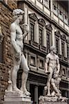 Statues in Piazza della Signoria, Florence, Tuscany, Italy Stock Photo - Premium Rights-Managed, Artist: R. Ian Lloyd, Code: 700-06334669