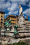 Fountain of Neptune, Piazza della Signoria, Florence, Tuscany, Italy Stock Photo - Premium Rights-Managed, Artist: R. Ian Lloyd, Code: 700-06334676