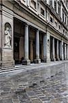 Exterior of Uffizi Gallery, Florence, Tuscany, Italy Stock Photo - Premium Rights-Managed, Artist: R. Ian Lloyd, Code: 700-06334690
