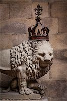 Lion Statue, Bargello Museum, Florence, Tuscany, Italy Stock Photo - Premium Rights-Managednull, Code: 700-06334703