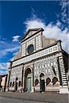 Basilica of Santa Maria Novella, Florence, Tuscany, Italy Stock Photo - Premium Rights-Managed, Artist: R. Ian Lloyd, Code: 700-06334727
