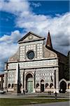 Basilica of Santa Maria Novella, Florence, Tuscany, Italy Stock Photo - Premium Rights-Managed, Artist: R. Ian Lloyd, Code: 700-06334728