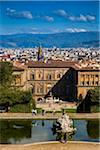 Boboli Gardens and Palazzo Pitti, Florence, Tuscany, Italy Stock Photo - Premium Rights-Managed, Artist: R. Ian Lloyd, Code: 700-06334741