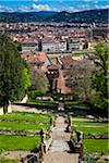 View of City from Bardini Gardens, Florence, Tuscany, Italy Stock Photo - Premium Rights-Managed, Artist: R. Ian Lloyd, Code: 700-06334749