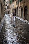 Couple Walking, Florence, Tuscany, Italy Stock Photo - Premium Rights-Managed, Artist: R. Ian Lloyd, Code: 700-06334754