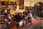 Shoemakers, Oltrarno, Florence, Tuscany, Italy Stock Photo - Premium Rights-Managed, Artist: R. Ian Lloyd, Code: 700-06334769