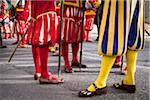 People Dressed in Costume, Scoppio del Carro Easter Festival, Florence, Italy Stock Photo - Premium Rights-Managed, Artist: R. Ian Lloyd, Code: 700-06334773