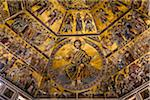 Ceiling in Florence Baptistery, Basilica di Santa Maria del Fiore, Florence, Tuscany, Italy Stock Photo - Premium Rights-Managed, Artist: R. Ian Lloyd, Code: 700-06334783