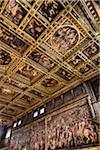 Salone dei Cinquecento, Palazzo Vecchio, Florence, Tuscany, Italy Stock Photo - Premium Rights-Managed, Artist: R. Ian Lloyd, Code: 700-06334786