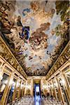 Fresco Ceiling by Luca Giordana, Palazzo Medici Riccardi, Florence, Tuscany, Italy Stock Photo - Premium Rights-Managed, Artist: R. Ian Lloyd, Code: 700-06334788