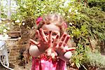 Muddy Hands Stock Photo - Premium Royalty-Free, Artist: Steve McDonough, Code: 6106-06335193