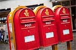Mail boxes Stock Photo - Premium Royalty-Free, Artist: Mark Peter Drolet, Code: 6102-06336888